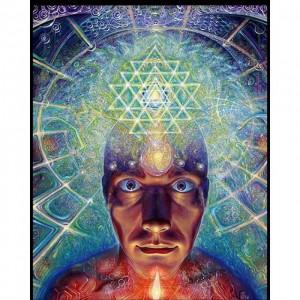 голографичность вселенной, мозг, психология