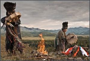 шаманизм, камлание, киев