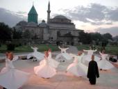 Гробница Дж.Руми в Конья, Турция