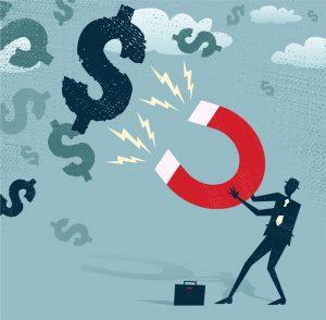 Энергия денег+ убеждения = денежный магнит